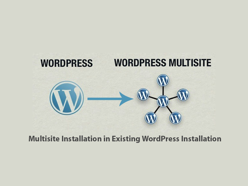 Multisite wordpress