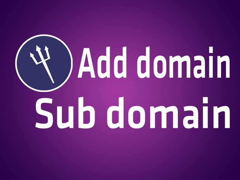point subdomain to new host